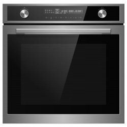 Award 60cm SS Built-in Fan Forced 82L Pyrolytic Electric Wall Oven (WO602PS)