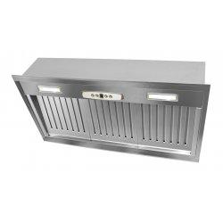 Award 86cm XL Stainless Steel Powerpack - 1000M3hr Rangehood (PPS90-2)