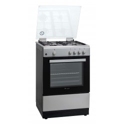 Award 60cm Freestanding SS LPG Full Gas Hob & 60L Gas Oven Cooker (AFG102-1)