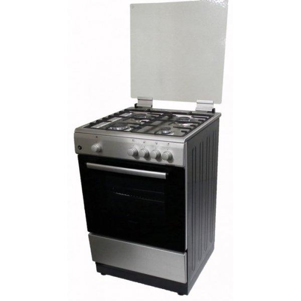 Award 60cm Full Gas & Hob Oven Freestanding SS Cooker (AFG102-1)