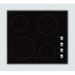 Award 60cm Manual Ceramic Hob (PM580/1S)
