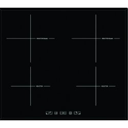 Eurotech 60cm Black Touch Control Induction Hob Made in Italy (EDI604NF)