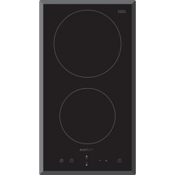 Eurotech 30cm 2 Zone Ceramic Cooktop with 5 Year Warranty (ED-C302)