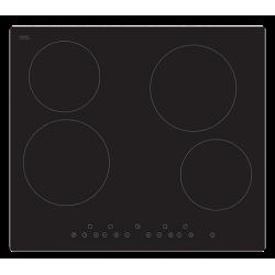 Eurotech 60cm Black Ceramic Sensor Touch Control Cooktop (MCHF605)