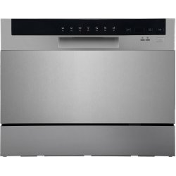 Award 55cm Silver Freestanding Benchtop Compact Dishwasher (D3602DS)