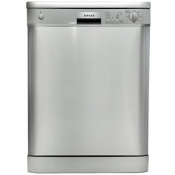 Award 60cm Freestanding Dishwasher in Stainless Steel (DWC316S)