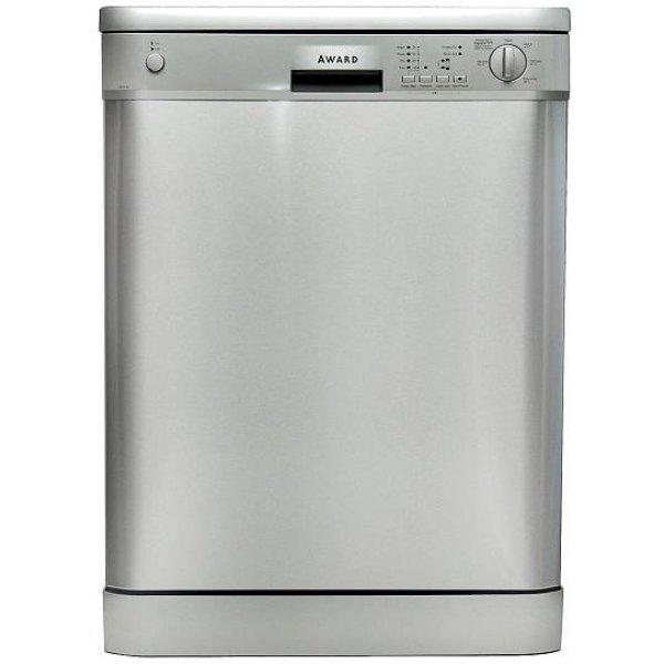 Award 60cm Freestanding Dishwasher in Stainless Steel (DWC316S)