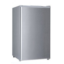 Trieste 115L Underbench Fridge/Bar Fridge with Icebox in Silver  (ED-BF115L)