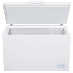 Eurotech White Chest Freezer - 380L (ED-CF380WH)