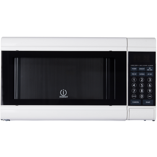 Indesit Microwave 9 Power Levels 23L - 48cm (P90D23AP-M4)