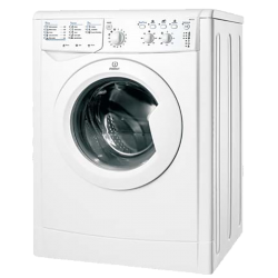 Indesit 7.5kg Front Loading Washer Dryer Combo (IWDC7125B (AUS) 1)