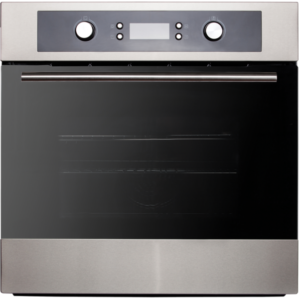 Trieste 60cm Electric Multifunction Built in Ovenwith Catalytic Cleaning (TRFM37 65 IX)