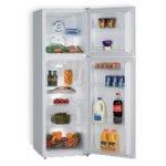 Eurotech Fridge Freezer 258L-  Stainless Steel (FR-291SS)