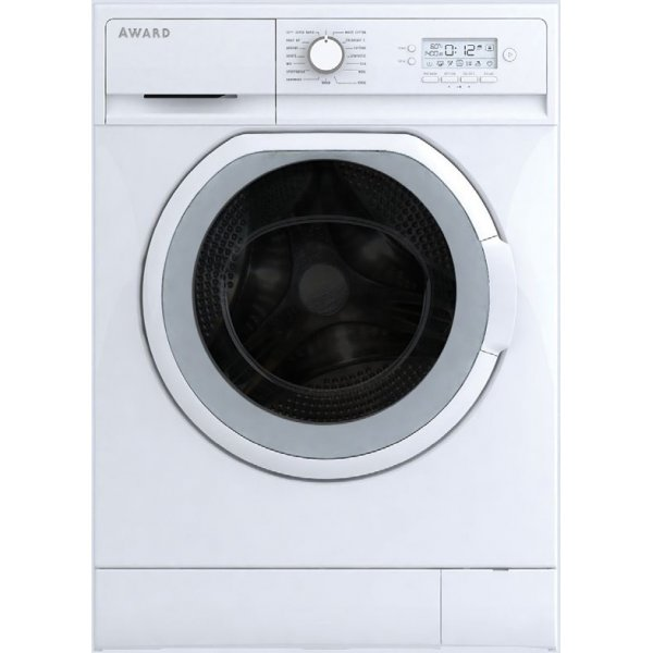 Award Front Loading Washing Machine - 8kg - 60cm CW81401)