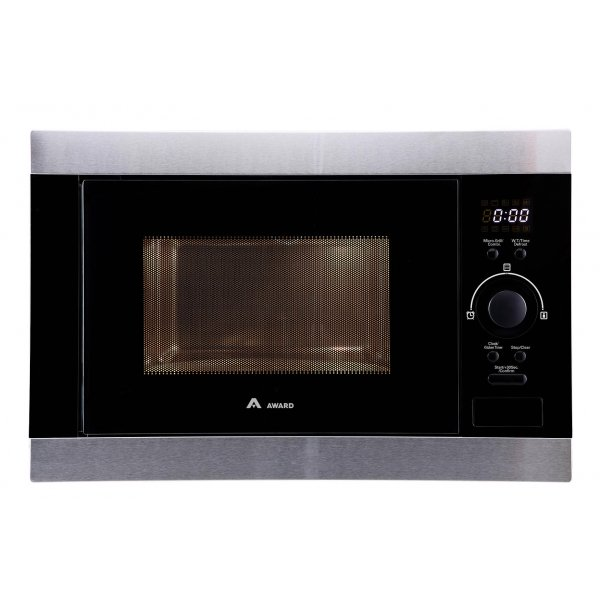 Award 28L Built-In Microwave-Grill and Automatic Menu Options (MWOBI30S)