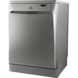 Indesit 60cm Freestanding Stainless Steel 14 P Dishwasher in Stainless Steel (DFP 58M94 ANX AUS)