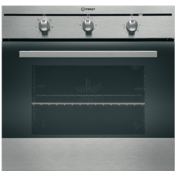 Indesit Built-In  56L Oven - Fan Assisted 5 Function - 60cm  (FIMS 52 K.A. IX)
