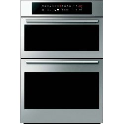 Award 60cm SS Built-In Electronic Touch Control Double Oven (O888S)