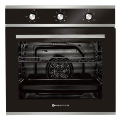 Parmco 60cm Stainless Steel 76L 5 Function Oven (OX7-2-6S-5-1)