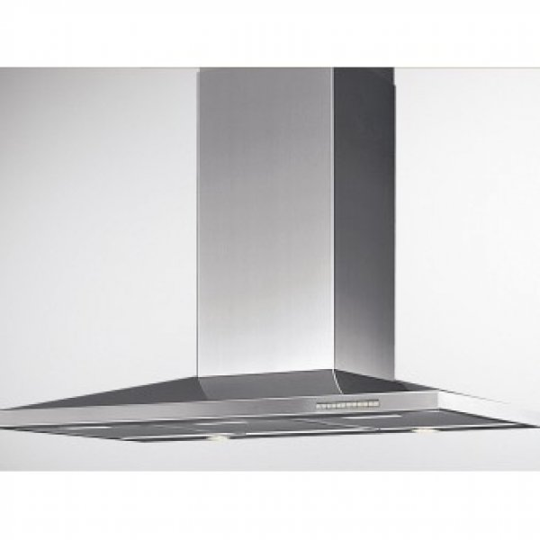 Award 60cm Low Profile Canopy Rangehood Unbranded in Stainless Steel (CH082-60SI)