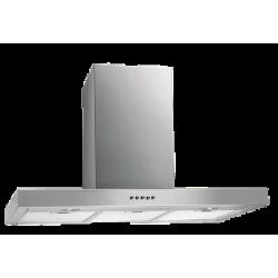 Eurotech 90cm S/S Square Canopy Rangehood  (ED RIGEL 90)