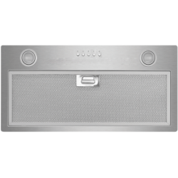 Eurotech 60cm Powerpack Rangehood 1200m3/hr Extraction Rate in Stainless Steel  (ED Powerpack 60.1)