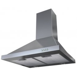 60cm Stainless Steel Electronic Wall Canopy Rangehood by Robinhood RWH3CL6SS