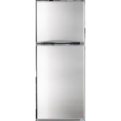 Trieste 207L Fridge Freezer - Stainless Steel  (TRD-RF192L)