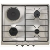 Gas & Elec - Both in One Hob