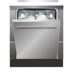 Trieste 60cm Fully Integrated 14P Settings Dishwasher (TRD-ID12P)