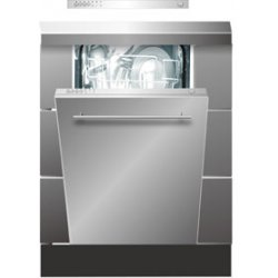 Trieste Dishwasher Fully Integrated - 8 Place Settings 45cm  (IWQP 8-9347 E)