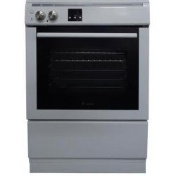 Award Freestanding Cooker with Induction Hob & 70L Electric Oven in White - 60cm (AFEIND152W)