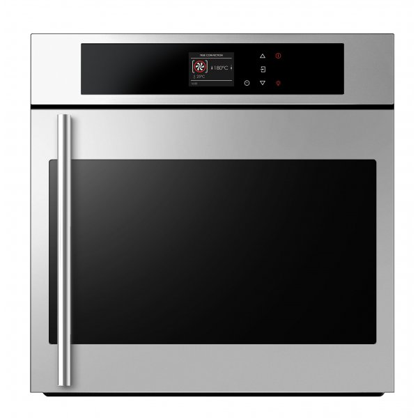 Award 60cm Built-In Electronic Catalytic Fan Forced Wall Oven with Side Opening Door (O52S)