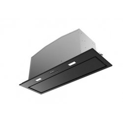 Award 86cm Black Steel Silent Series Built-In Power Pack Rangehood (PPS863BS-SI)