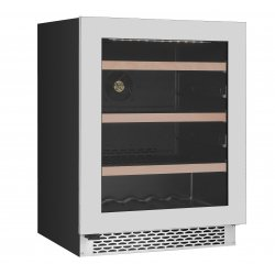 Award 60cm Undercounter 135L Beverage Fridge (BV60S)