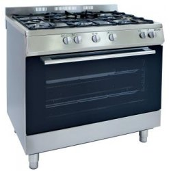 Award 90cm Full Gas Hob and Oven Freestanding Cooker (A9060G)