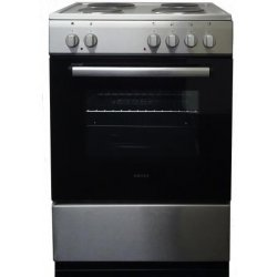 Award 60cm Freestanding Electric Cooker with Ego Electric Hob (AFEE133)