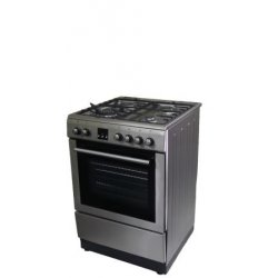 Award 60cm Freestanding Gas Hob/Electric Oven (AGE152 2CT)