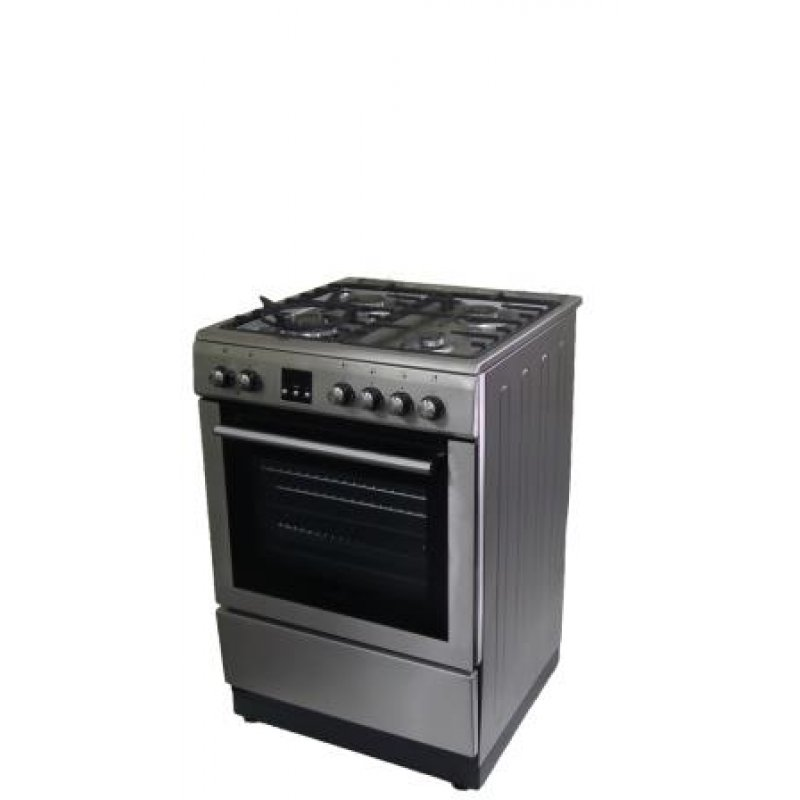 60cm freestanding electric oven with gas hob by award. Black Bedroom Furniture Sets. Home Design Ideas