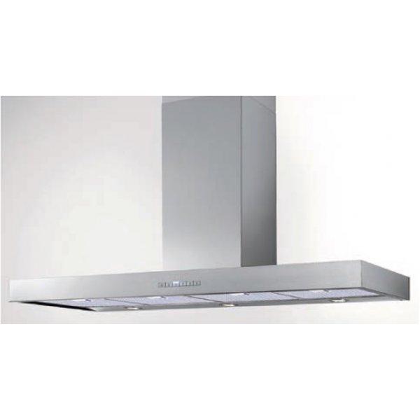 Award 120cm Flat Box Canopy Rangehood in Stainless Steel  (CS1-121)