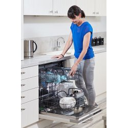 Award 60cm Fully Integrated 15 Place 6 Cycle Dishwasher (DWD41FI)