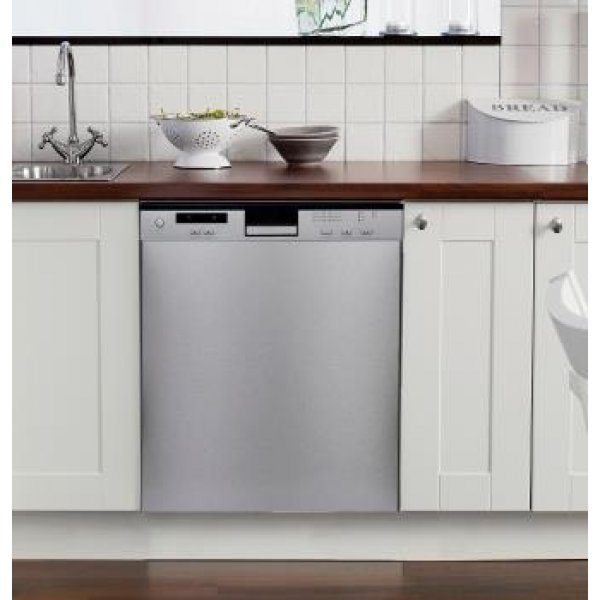 Award 60cm Stainless Steel Built In 15 Place 6 Cycle Dishwasher (DWT21BIS)