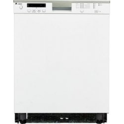 Award 60cm White Built In 15 Place 6 Cycle Dishwasher (DWT21BIW)