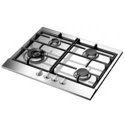 Award 62cm Built-In Stainless Steel Gas Hob (H601S)