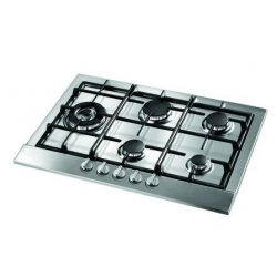 Award 72cm Built-In Stainless Steel 5 Burner Gas Hob (H701S)