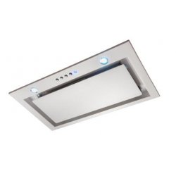 Award 51.8cm Built-In Power Pack White Glass Low Noise Rangehood (PPS602WH-SI)