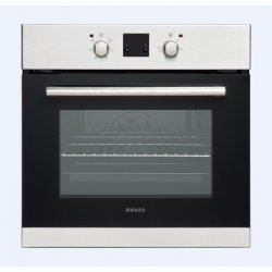 Award 60cm Built-in Electric 70L Fan Assisted Wall Oven (WO400S)