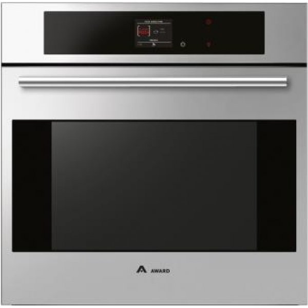 60cm Electric Oven with Pyrolytic Self Cleaning & TFT Electronic Controls by Award - WO600PS