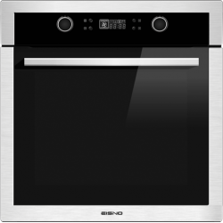 60cm Stainless Steel Pyrolytic Built-In Oven by Eisno (EIS-OV610P-03)