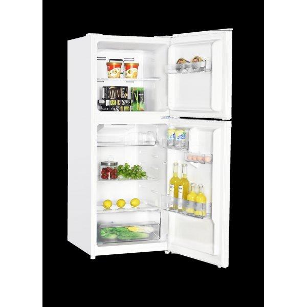 Eurotech 221L Fridge Freezer - White  (ED RF221WH)